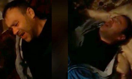 VIDEO. A apărut filmul cu arestarea lui Marcel Lepa, cel care a ucis un polițist din Timiș