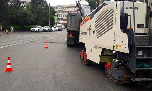 Restricții de trafic în Constanța. Au început lucrările de reabilitare pe Baba Novac
