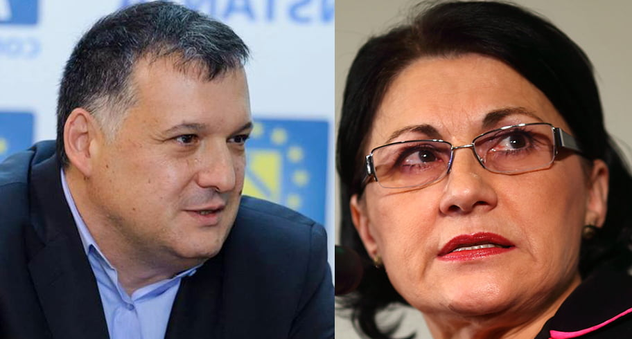 Andronescu desființează clase de liceu. Huțucă (PNL): Dorința PSD este ca unii profesori să renunțe la meserie