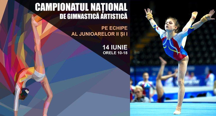 Constanța, gazdă a Campionatului Național de Gimnastică Artistică pe Echipe, Junioare II și I