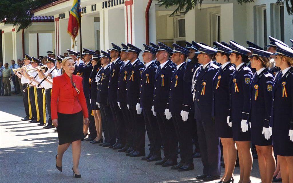 """Ministrul de Interne, Carmen Dan, despre uciderea polițistului: """"Se mai întâmplă…"""""""