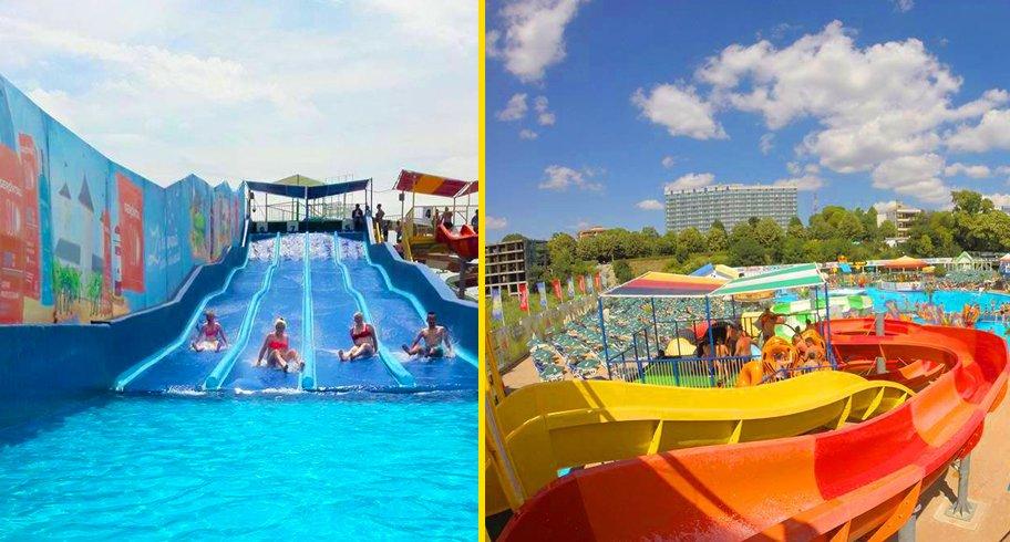 Marea deschidere a Eforie Aqua Park, reprogramată pentru 22 iunie. Intrarea este liberă!
