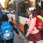 Transport gratuit pentru elevi pe baza carnetului, în anul școlar 2020-2021