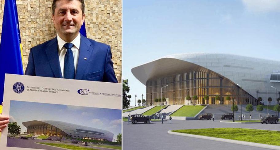 """Multe semne de întrebare în """"afacerea Sala Polivalentă"""". Primăria Constanţa plăteşte 125.000 euro pentru exproprieri!"""