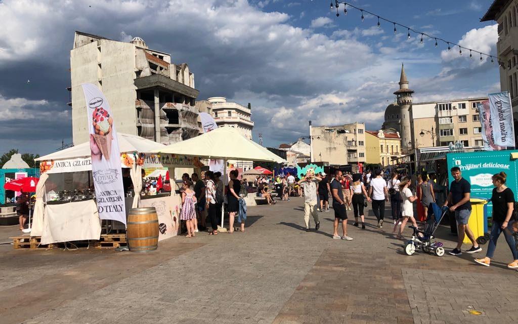Artizani sau speculanți ordinari? Festival de înghețată la Constanța cu prețuri de 2 ori mai mari decât la Roma și calitate de 2 lei
