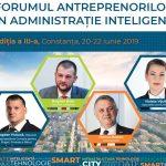 Constanța, gazda Formului Antreprenorilor în Administrația Inteligentă