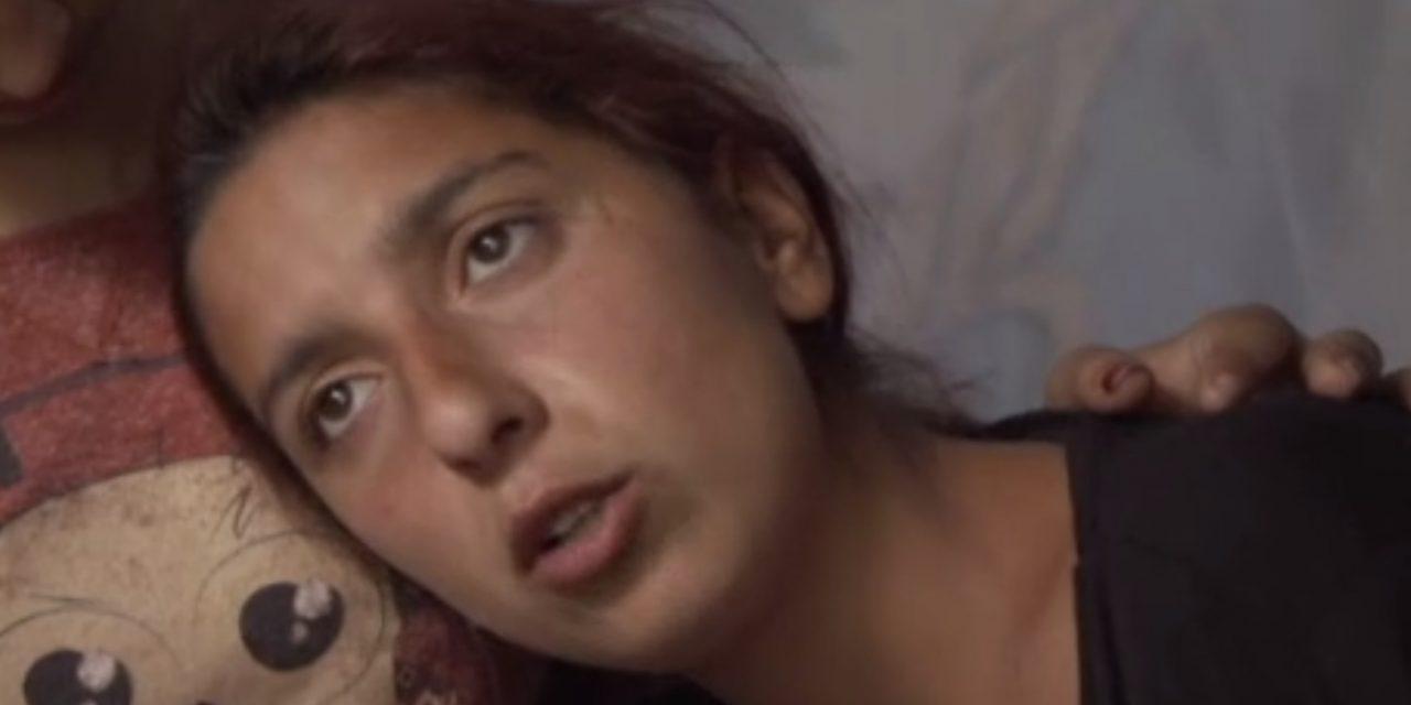 """Roxana, mama căreia apele i-au luat cei patru copii. """"Cea mică, de 9 luni, la mine în brațe a murit"""""""