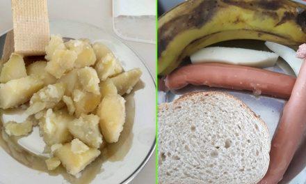 """Conducerea Spitalulul Județean Constanța consideră că mâncarea din imagini e """"conformă"""""""