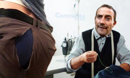 De când face croitorie, la celula lui Mazăre se strâng deținuții cu pantalonii rupți în fund