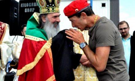 """Teodosie îl va vizita pe Radu Mazăre în pușcărie ca să-i """"întărească credința"""""""