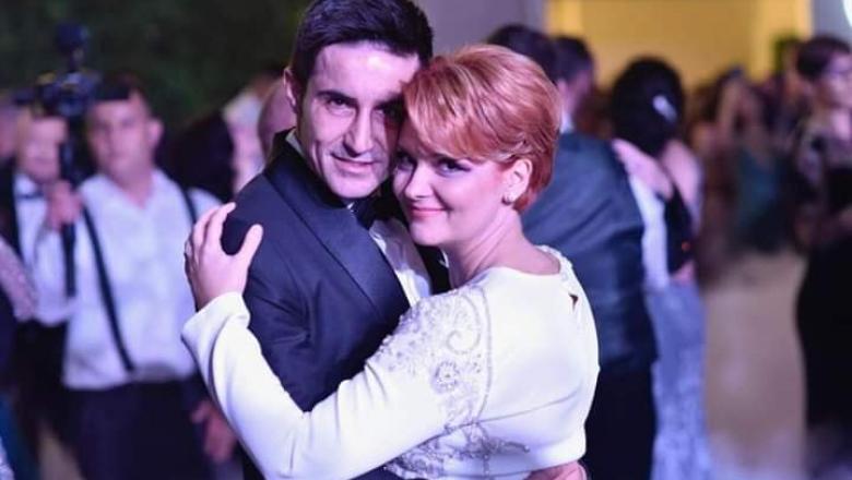 Și-acum, darul…!!! Lia Olguța Vasilescu și Claudiu Manda au strâns la nuntă, la plic, peste 300.000 euro