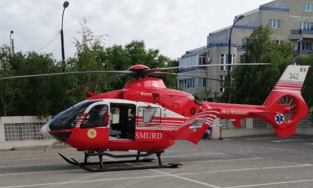 Tragedie la Năvodari. Un copil de doi ani a căzut de la etajul 5. Micuțul, preluat în comă de un elicopter SMURD / UPDATE: Copilul a murit