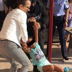Dosar penal, după ce o procuroare a luat-o cu mascații pe Sorina, fetița de 8 ani din Baia de Aramă