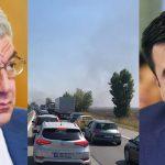 Blocat în trafic pe A2, Mihai Tudose: N-ar vrea Cuc să stea acolo ca să-i poată mulțumi toată lumea personal?