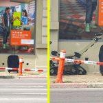 VIDEO. Zona Capitol, evacuată după o alertă cu bombă! O valiză suspectă a fost lăsată pe trotuar