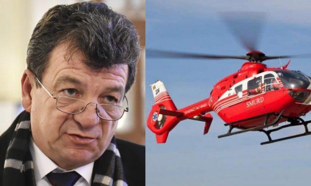Cea mai scumpă diaree din istorie. Transportul senatorului PSD, care a amenințat să fie transferat, a costat 4.400 de euro