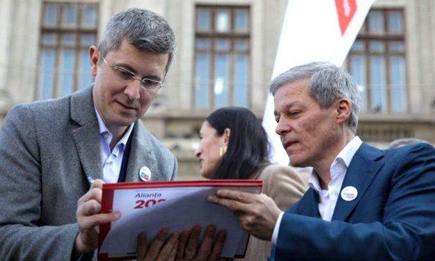 Dan Barna, desemnat candidatul la prezidențiale al Alianței USR PLUS. Cioloș, candidat la funcția de prim-ministru