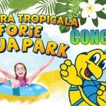 CONCURS. Câștigă una dintre cele două invitații de două persoane la Eforie Aqua Park!