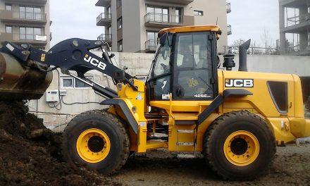 SC Oviprestcon furnizează în regim de închiriere utilaje de construcții