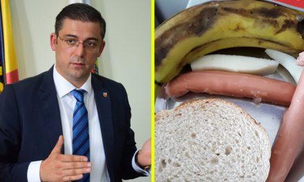 """Potrivit lui Horia Țuțuianu, problemele cu mâncarea din Spitalul Județean sunt doar """"carențe"""""""