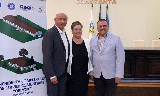 Comuna Lumina va avea un Centru de Zi și două case familiale destinate copiilor instituționalizați