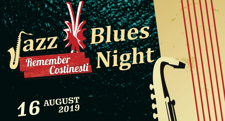Super-concert Jazz & Blues Night Remember Costinești