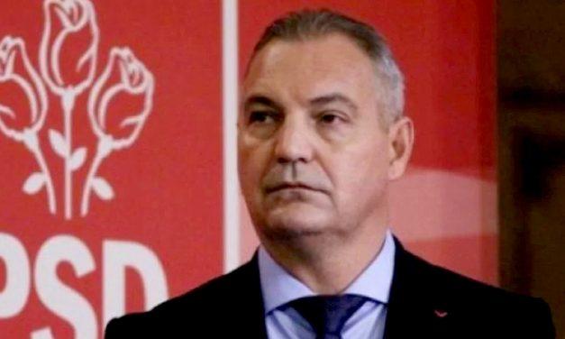 Condamnare definitivă pentru Mircea Drăghici, fostul deputat și trezorier al PSD. Cinci ani de închisoare cu executare