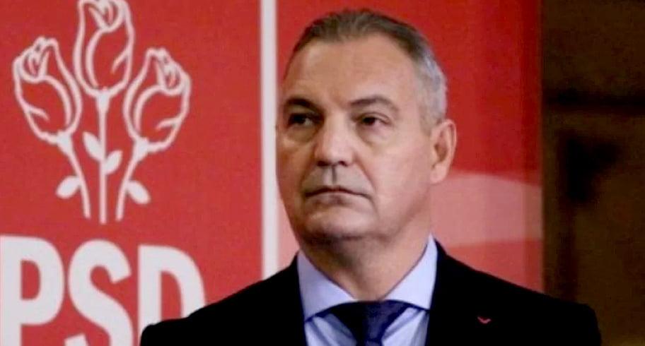 Mircea Drăghici, fostul trezorier al PSD, a fost trimis în judecată de DNA, acuzat de delapidare