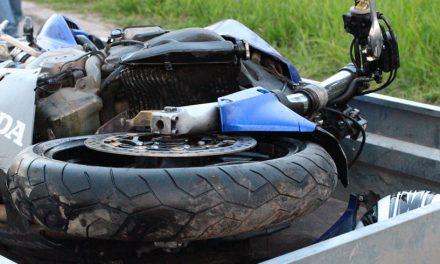 O motociclistă a fost condamnată pentru omorârea unui pieton care traversa prin loc nepermis