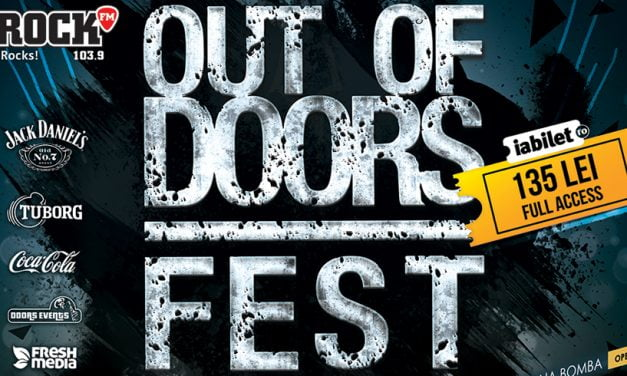 Out Of Doors Fest la Costinești. 4 zile de festival și 24 de trupe pe scenă