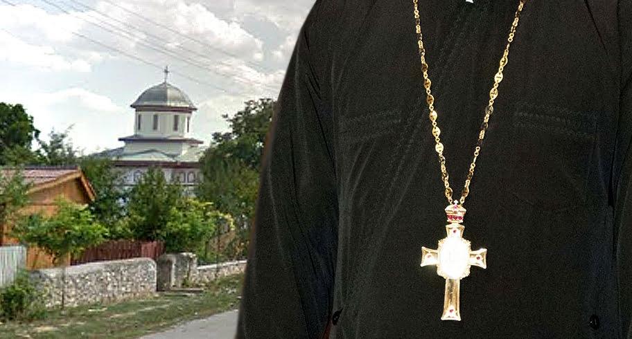 Percheziții la o biserică din Constanța. Preotul, cercetat după ce ar fi convins o minoră să se filmeze în ipostaze indecente!