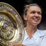 Simona Halep va prezenta miercuri, pe Arena Națională, trofeul câștigat la Wimbledon