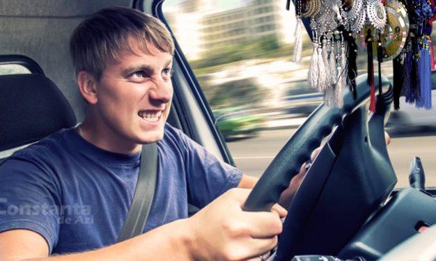 """Șoferii de Galați, revoltați că nu sunt înjurați la fel ca cei cu TL sau BR. """"Șî noi sântim la fel di piriculoș'!"""""""