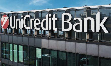 Unicredit Bank, amendată cu 130.000 de euro pentru că dezvăluia CNP-urile clienților care făceau plăți