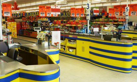 Supermarketurile și hipermarketurile, scoase în afara orașelor. Proiectul de lege a fost depus la Senat