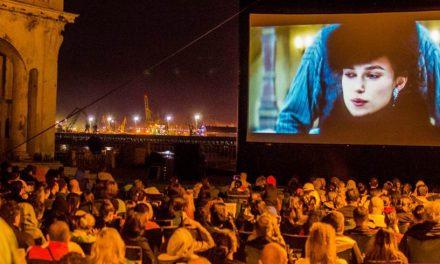 Cinema în aer liber, pe faleza Cazinoului. Acces gratuit. Află programul complet