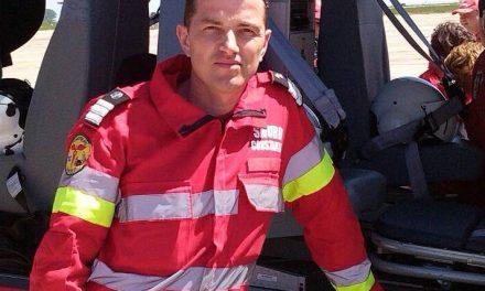 Eroii nu mor niciodată! Patru ani de la decesul pompierului Fripis Marius-Daniel