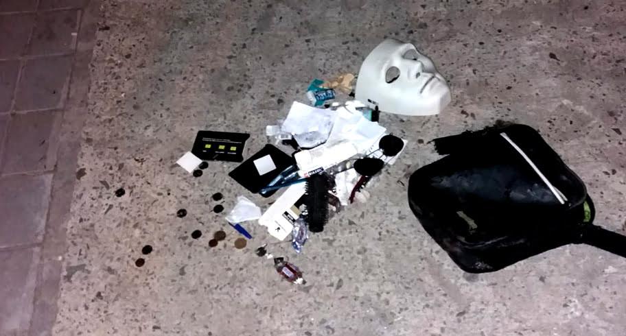 Un polițist din Năvodari a împușcat un bărbat înarmat cu două cuțite, care fugărea oameni pe stradă