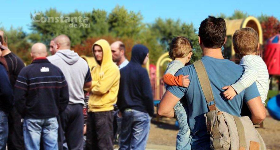 Tăticii din Țara Piticilor au jucat barbut și au băut bere la pet, ca s-arate că odinioară erau băieți de cartier