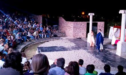 """""""Seri de teatru la Pontul Euxin"""". Spectacole cu acces gratuit în parcul Tăbăcărie. Programul complet pe zile"""