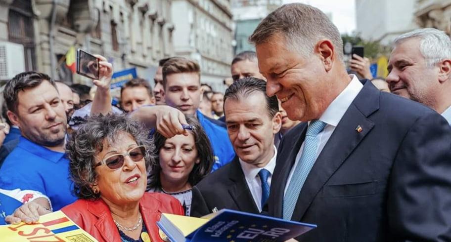 Eforie a votat masiv cu Iohannis – 76,2%!