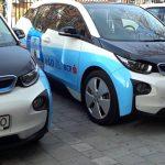 Car sharing cu mașini electrice la Constanța. Cinci BMW i3, la dispoziția constănțenilor