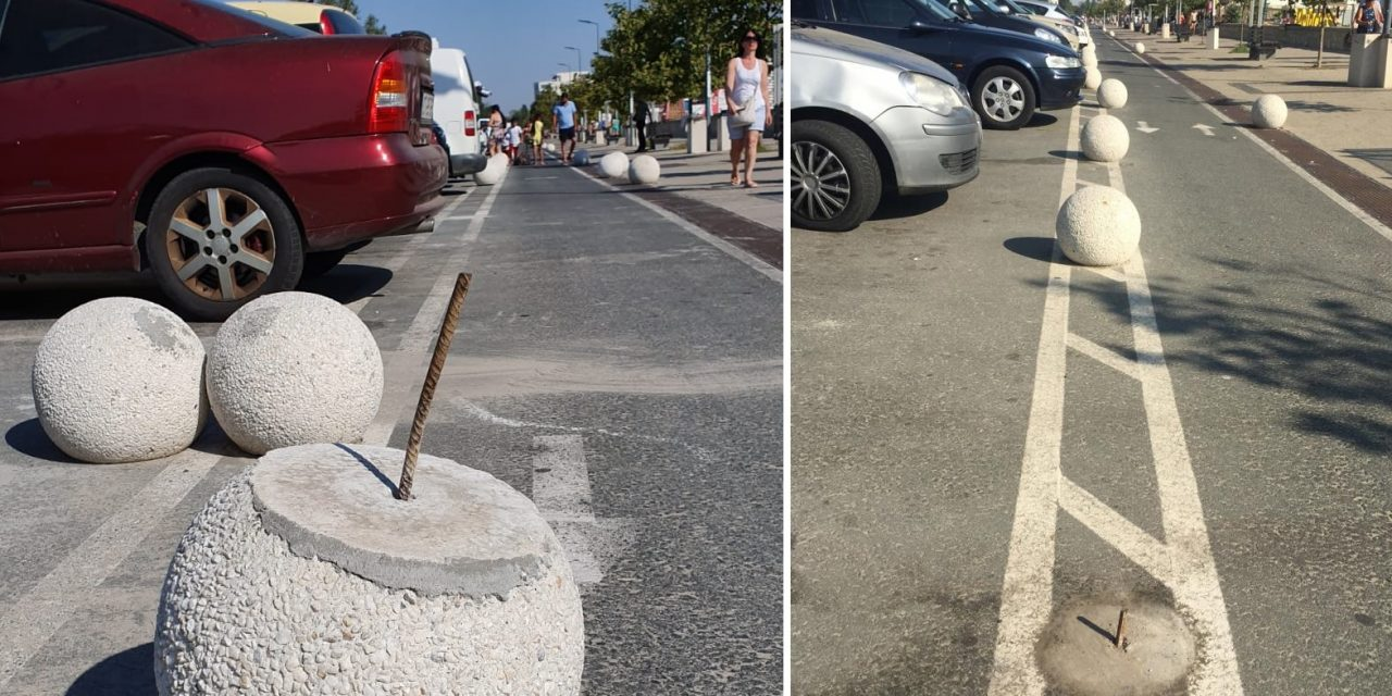 Primarul Făgădău reclamă: i s-au furat bilele din Mamaia!