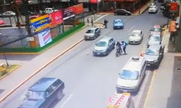 VIDEO. Un român și un fotomodel, asasinați în trafic pe o stradă din Costa Rica