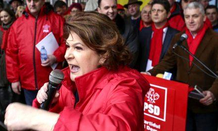 Pesedista Rovana Plumb, respinsă de comisia juridică a Parlamentului European