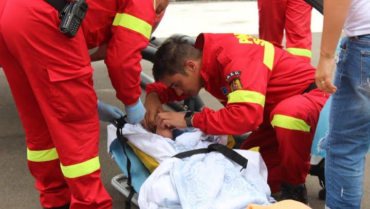 """Apelul emoționant al unui asistent SMURD către părinți: """"Poate fi ultima oară când își văd copiii în viață!"""""""