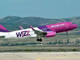 Wizzair oferă astăzi o reducere de 20% la toate zborurile