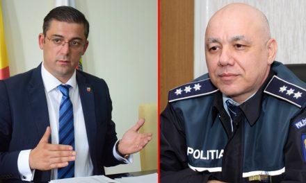 Poliția Constanța, presiuni și amenințări cu dosar penal la adresa Constanța de Azi. Ne cere dezvăluirea unei surse care incriminează PSD