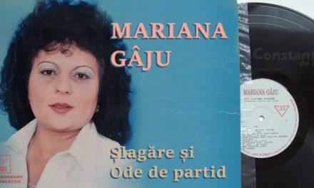 """Cumpănenii, obligați să participe la lansarea albumului Marianei Gâju, """"Șlagăre și ode de partid"""""""