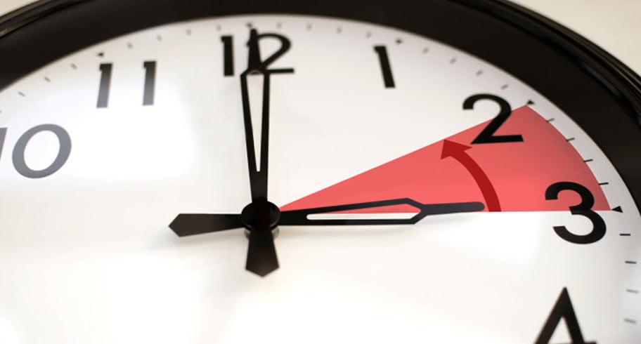 În weekend trecem la ora de iarnă. Ceasurile se dau înapoi în noaptea de 26 spre 27 octombrie